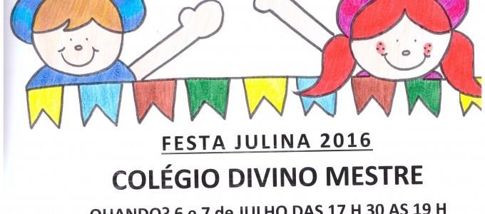 Festa Julina no DM
